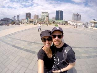 Suchbaatar-Platz