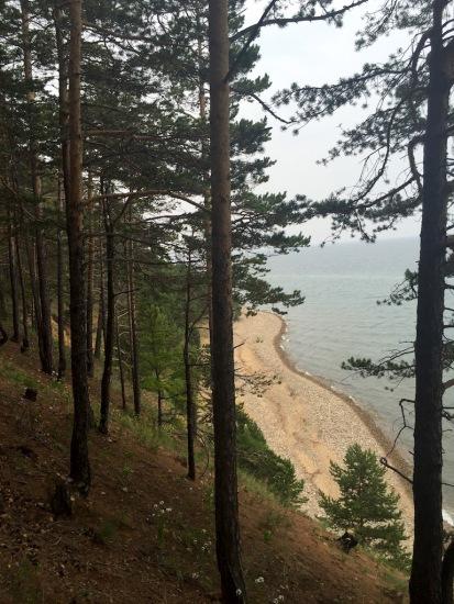Ufer Baikalsee