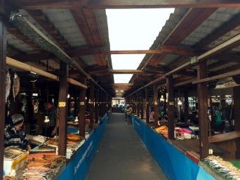 Fischmarkt Listwjanka