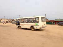 öffentlicher Bus