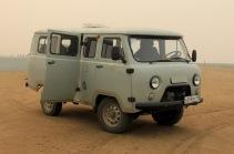 "Russicher 4WD-""Bulli"""