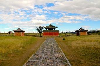 Erdene-Zuu Kloster