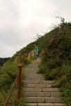 Weg zum Aussichtspunkt