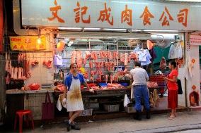 Metzgerei Hongkong-Style