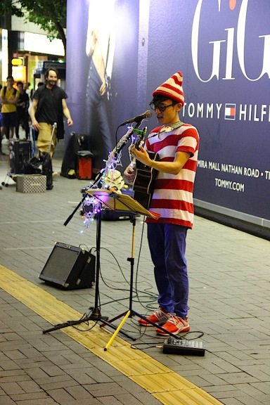 Finally we found him! WALDO is in Hongkong :-)