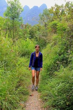 Wanderung nach Yangdi