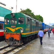 Diesel-Lok, Baujahr sehr alt