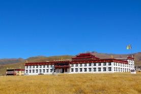 Kloster resp. Schule für Mönche