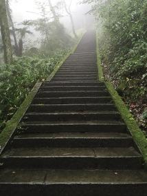 noch mehr Treppen