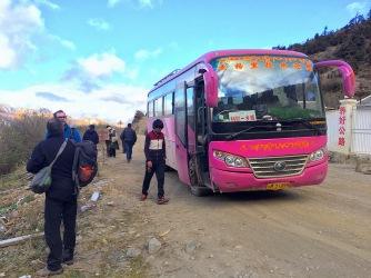 Bus nach Shangri-La