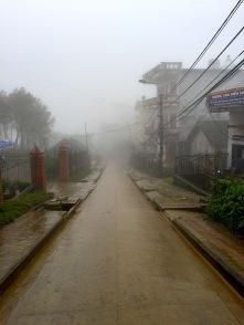 Nebel Nebel Nebel...