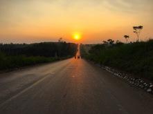 Der Sonne entgegen..