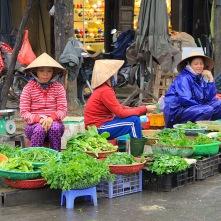 Marktverkäuferinnen