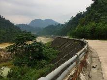 Strasse nach Kham Duc