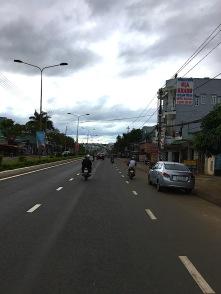 Strasse nach Buon Ma Thuot