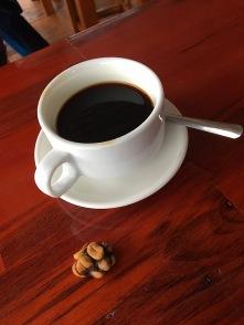 Wiesel-Kaffee