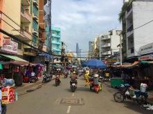 Strassen in HCMC