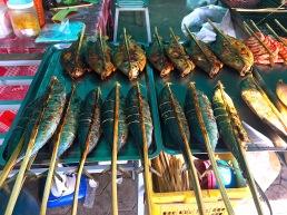 Krabbenmarkt (ich weiss, das sind Fische)