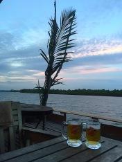 Sunset-Bier