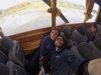 Chillaxen auf dem Boot