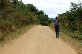 Wanderung zu den umliegenden Dörfern