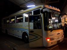 Nachtbus nach Bangkok