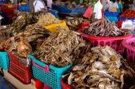 Auf dem Markt in Bantayan