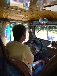 unser Jeepneu-Fahrer
