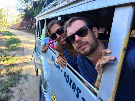 Jeepney nach Roxas