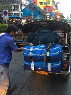 Tuktukfahrt