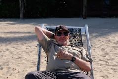 Erholung am Beach