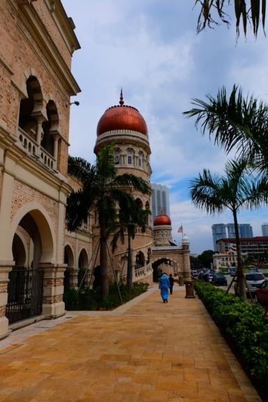 Sultan Abdul Samad Gebäude
