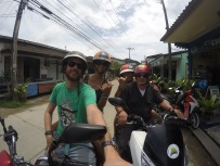 Die Motorradgang