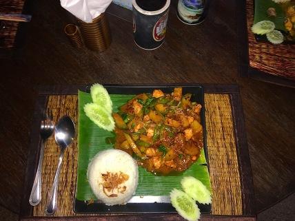 Panang-Curry