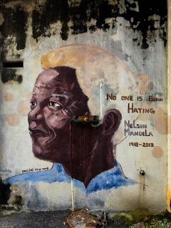 Streetart in Ipoh