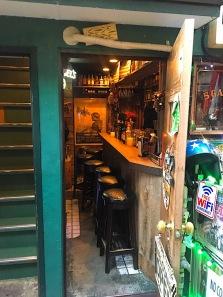 kleine Bar im Golden Gai