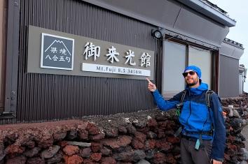 Berghütte Goraikoukan