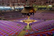 Sumo-Arena