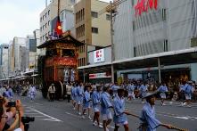 Gion Matsuri Parade