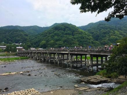 Togetsuko Brücke