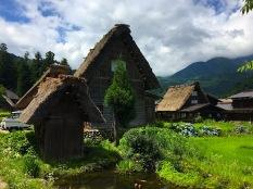 Gassho-Häuser