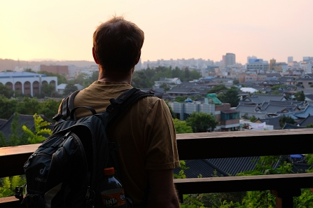 Hanok-Dorf Jeonju