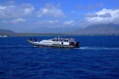 Eine der Fähren zwischen Banyuwangi und Gilimanuk