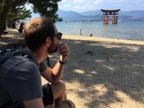Itsukushima-Schrein