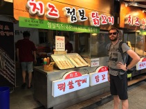 Streetfood à la Korea
