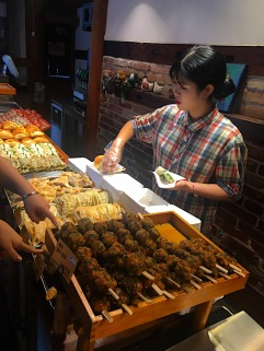 Dumplings in Hülle und Fülle