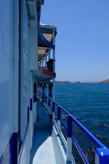 Leben auf dem Boot