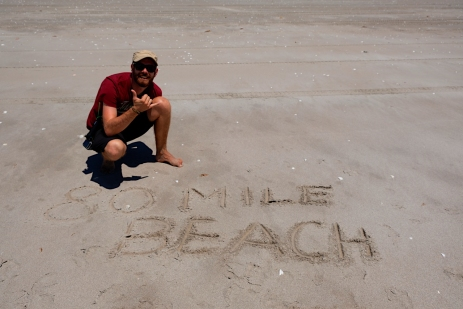 Eighty Mile Beach