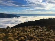Morgenstimmung über dem Lake Te Anau