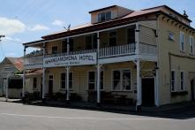 Whangamomona - kleinste Republik der Welt